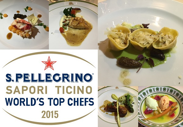 Grand Opening Party S.Pellegrino Sapori Ticino 2015