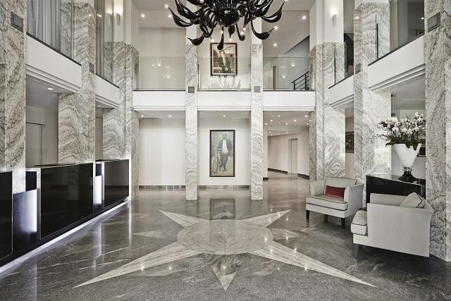 Lobby Hotel Belvedere
