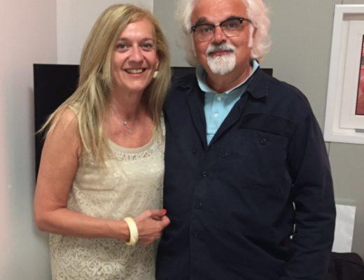 Isabella Radaelli & Patrizio Roversi