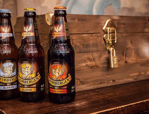 le tre birre Grimbergen