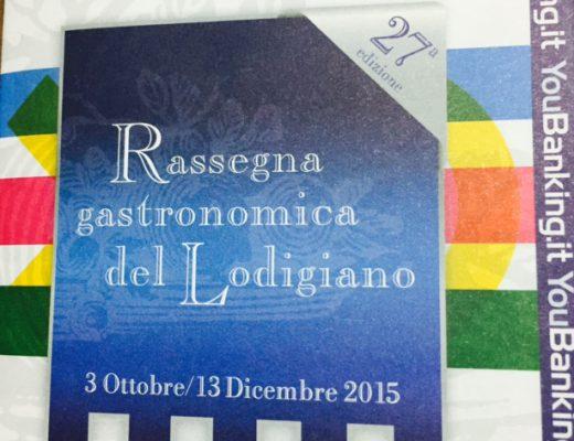 27ma edizione Rassegna Gastronomica del Lodigiano