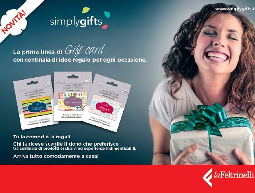 Simplygifts: il regalo perfetto