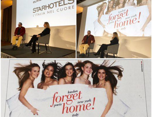 Forget Home negli Starhotels