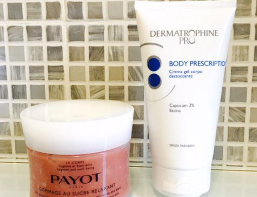 Payot e Dermatrophine Pro