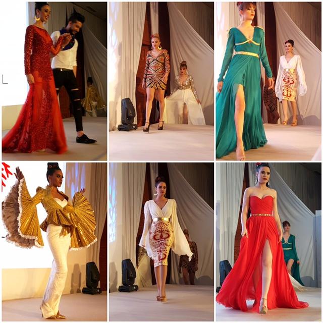 L'haute couture di Mehdi Kallel