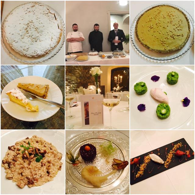 Show cooking vegano all'Hotel Brunelleschi