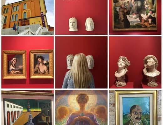 Da Giotto a De Chirico: i Tesori Nascosti