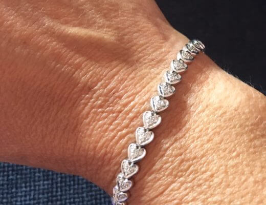 tennis bracelet Recarlo
