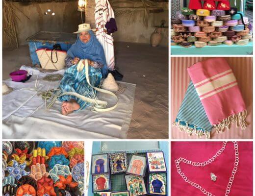 Shopping da mille e una notte in Tunisia