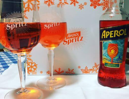 Aperol Spritz limited pack edition