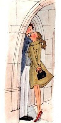 Ou s'embrasser à Paris
