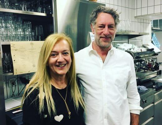 Isabella Radaelli intervista Ron Silver
