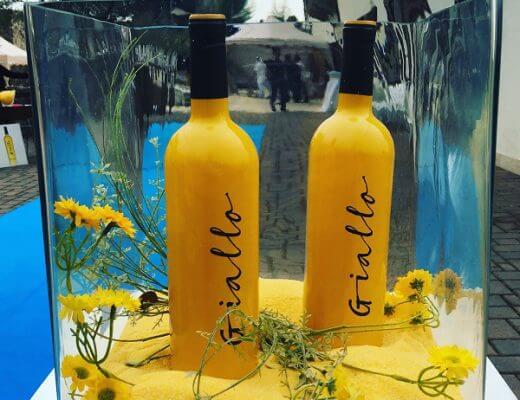 GIALLO, il nuovo vino di Tenuta Oppida Aminea