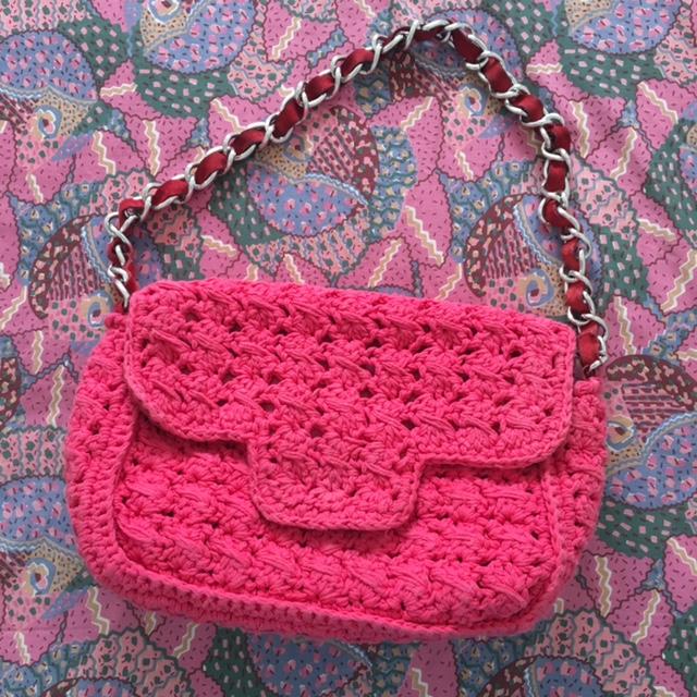 borsa crochet