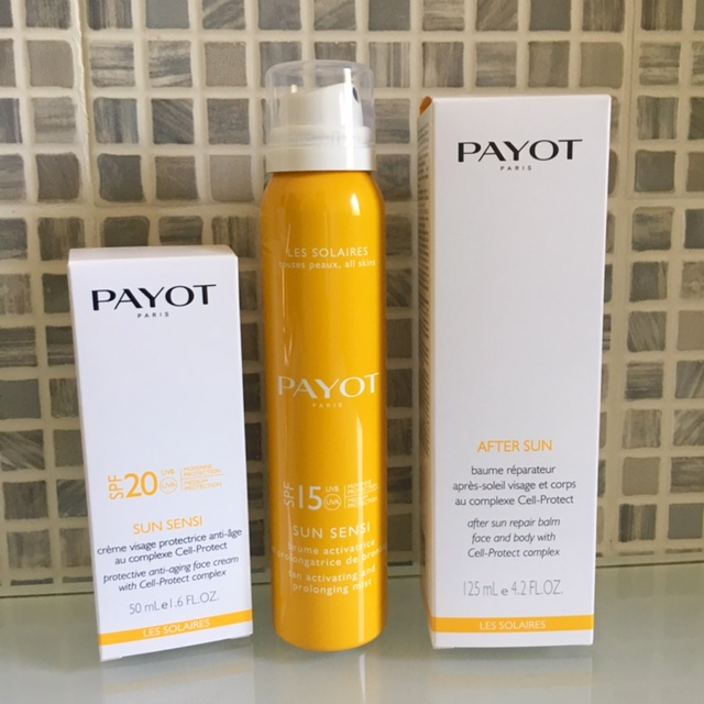 Sun Sensi di Payot