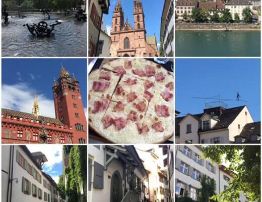 Estate a Basilea