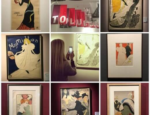 Il mondo fuggevole di Toulouse - Lautrec