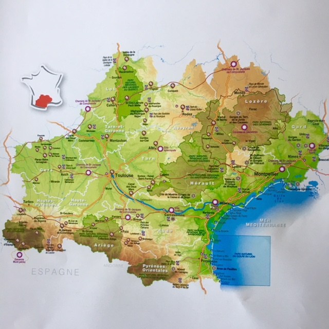 Conoscete l'Occitanie?