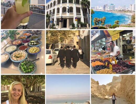 10 ottimi motivi per visitare Israele