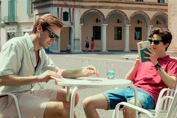 Call me by your name- Chiamami col tuo nome