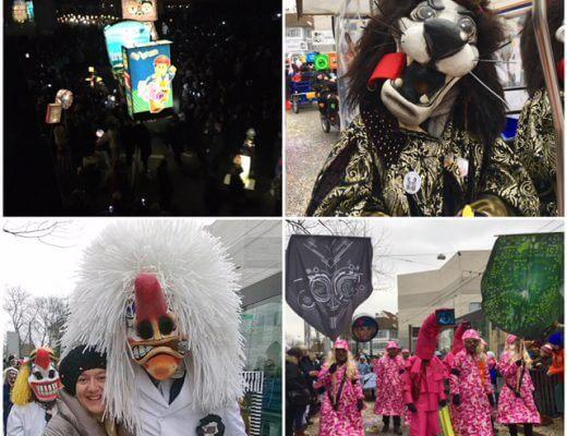 Fasnacht il Carnevale di Basilea