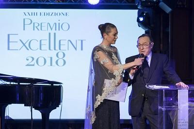 Premio Excellent 2018