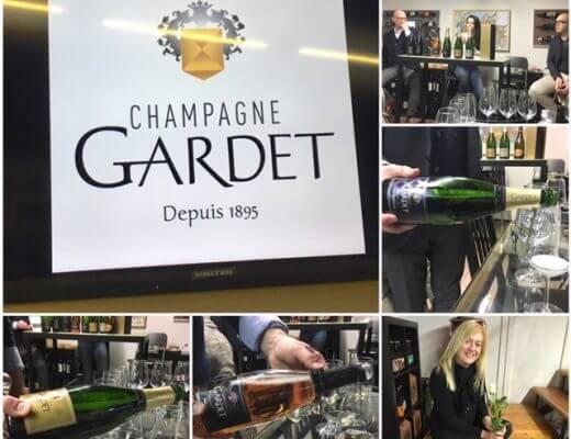 Champagne Gardet sbarca in Italia