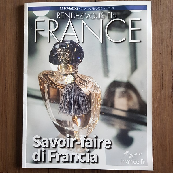 Presentato a Milano il magazine Rendez-vous France