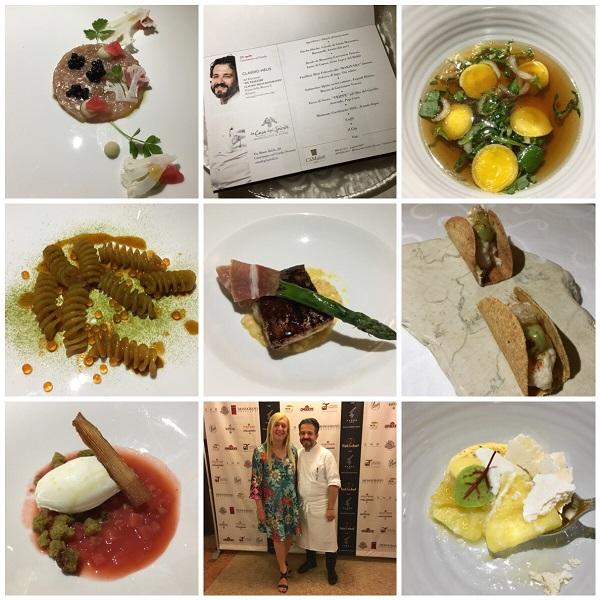 Lo chef Claudio Melis torna a Fish & Chef