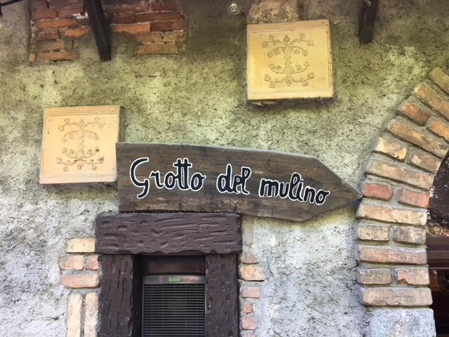 Grotto del Mulino