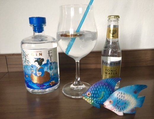 Gin Tonic con Etsu GIn