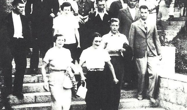 re Edoardo VIII e Wallis Simpson in visita a Rab