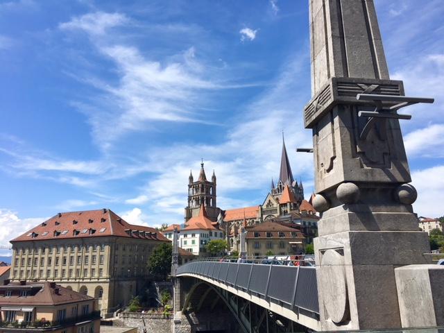 il pont Bessières e la Cattedrale