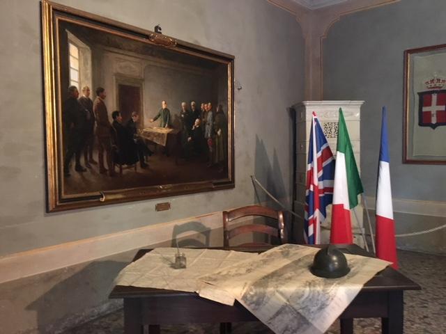 sala della Palazzina Storica