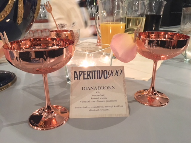 il cocktail Diana Bronx