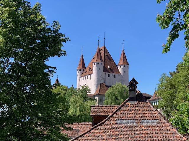 il castello di Thun - Photo Credits @isabellaradaelli