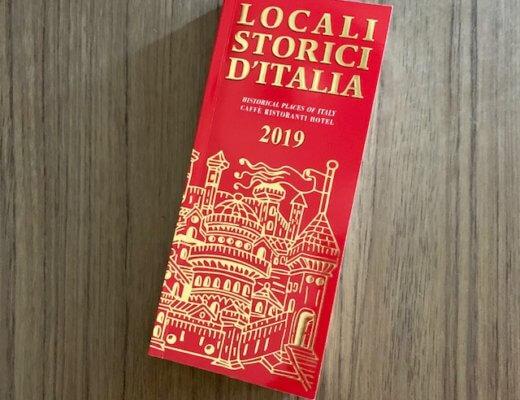 43a Guida Locali Storici d'Italia