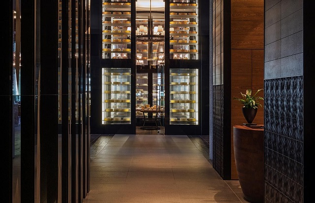 The Wine and Cheese Cellar - The Chedi