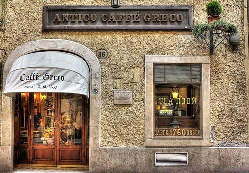 caffè-greco