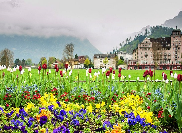 Interlaken - Photo Credits @isabellaradaelli