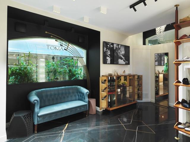 interno della boutique