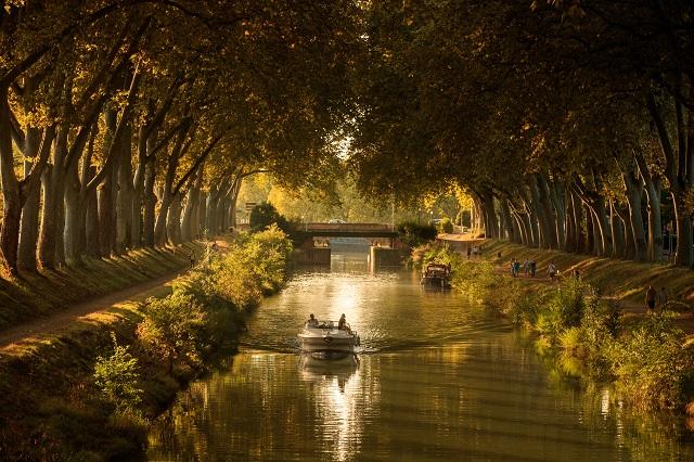 Le Canal du Midi- Photo Credits @P.NIn