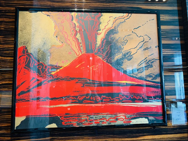 Vesuvius di Andy Wahrol-Photo Credits @isabellaradaelli