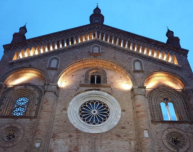 facciata Duomo di Crema-Photo Credits @lucianobettinelli