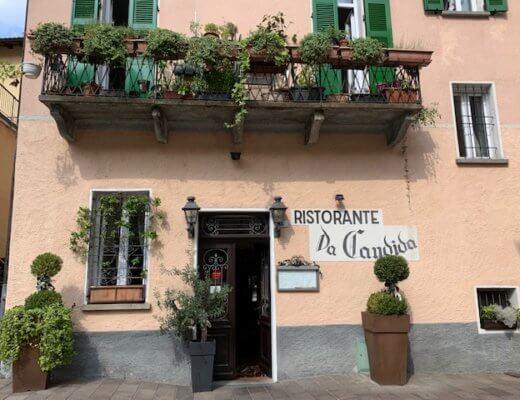 ristorante Da Candida-photo credits @isabellaradaelli