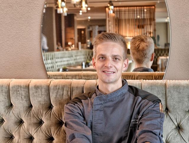 chef Hannes Stuffer-photo credits @hotelhohenwart
