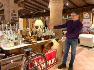 Stefano Scolari patron e chef del locale-photo credits @isabellaradaelli