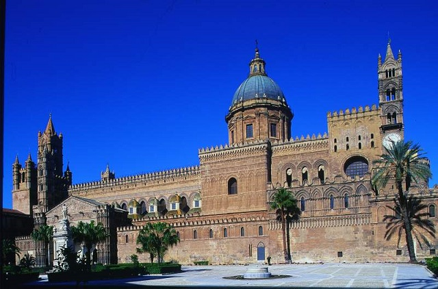 Cattedrale di Palermo - @turismo.comune.palermo.it