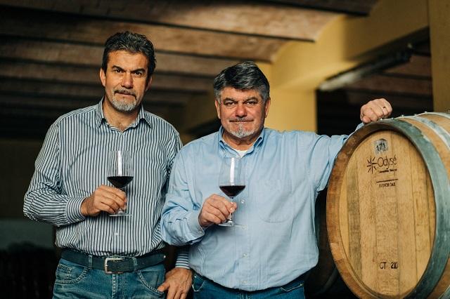 Giuseppe e Aleardo Mantellassi