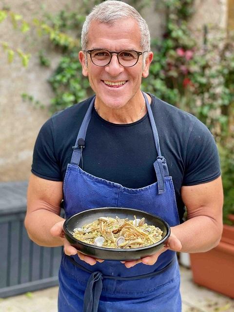 chef Max Mariola . photo credit @MSC